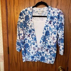 Cathy Daniels sweater.
